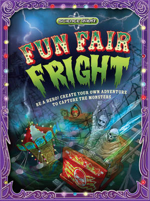 Science Quest: Fun Fair Fright by Dan Green
