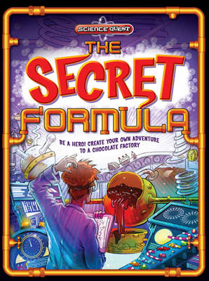 The Science Quest: The Secret Formula by Dan Green