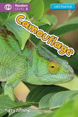 Let's Find Out: Camouflage Readers by Terry Jennings