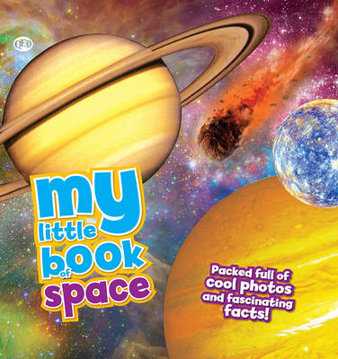 My Little Book of Space by Peter Grego