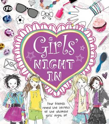Girls' Night in by Gemma Barder