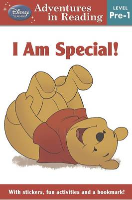 Disney Level Pre-1 for Boys - Winnie the Pooh I am Special! by