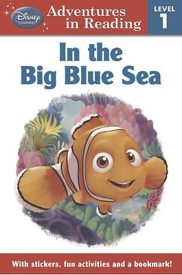 Disney Level 1 for Girls - Finding Nemo in the Big Blue Sea by