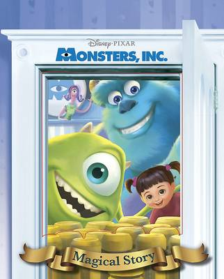 Disney Pixar Monsters, Inc. Magical Story by