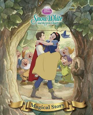Disney Princess Snow White Magical Story by