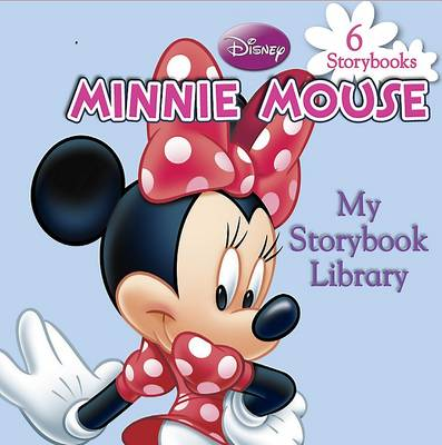 Disney Minnie My Storybook Little Library by