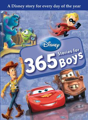 Disney Boys 365 Stories by