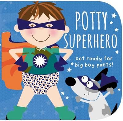 Potty Superhero (Potty Training Storybook) by