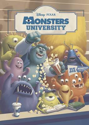Disney Monsters University Classic Storybook by