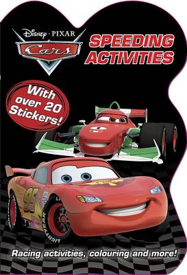 Disney Cars - Blazing Activities Collection by
