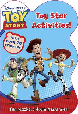 Disney Toy Story - Playtime Activities Collection by
