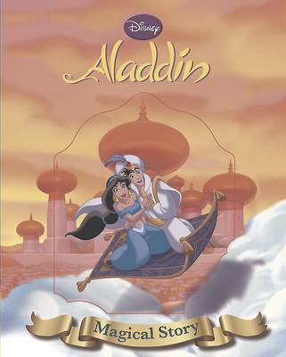 Disney Aladdin Magical Story by