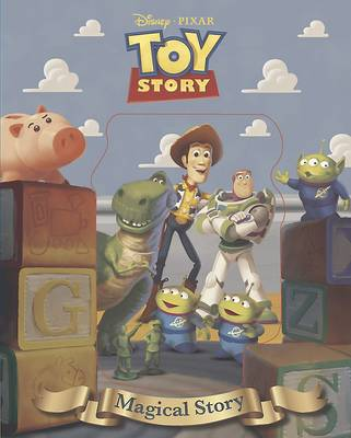 Disney Toy Story Magical Story by