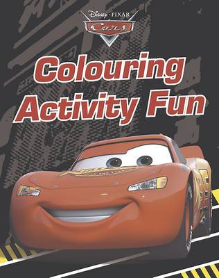 Disney Cars Colour Activity Fun by
