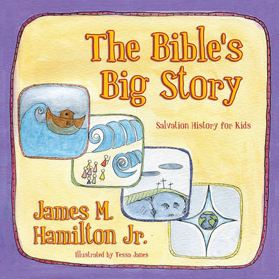 The Bible's Big Story Salvation History for Kids by James M Hamilton Jr