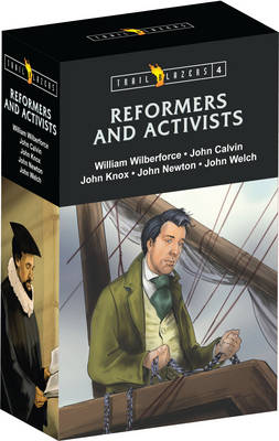 Trailblazer Reformers & Activists Box Set 4 by Various