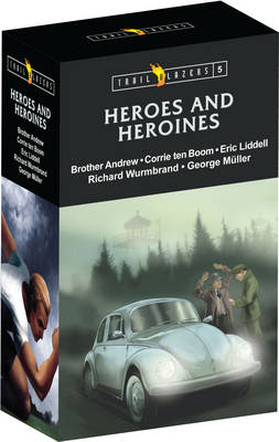 Trailblazer Heroes & Heroines Box Set 5 by Various
