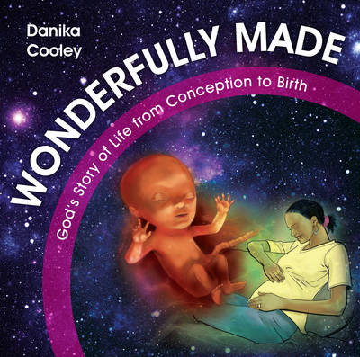 Wonderfully Made God's Story of Lide from Conception to Birth by Danika Cooley