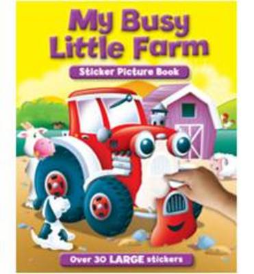 My Busy Farm Sticker & Activity Book by