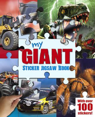 My Giant Sticker Jigsaw Book by