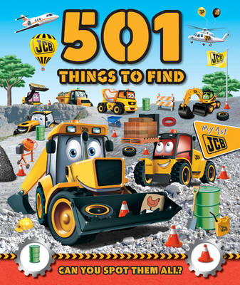 501 JCB Mega Machines to Find by