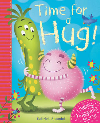 Time for a Hug by