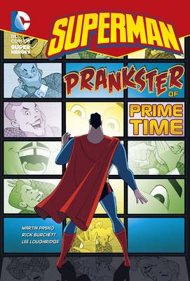 Prankster of Prime Time by Martin Pasko