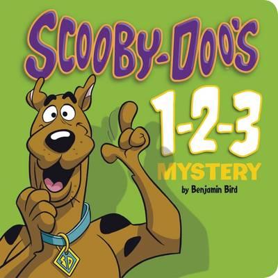 Scooby Doo's 123 Mystery by Benjamin Bird