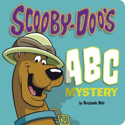 Scooby Doo's ABC Mystery by Benjamin Bird