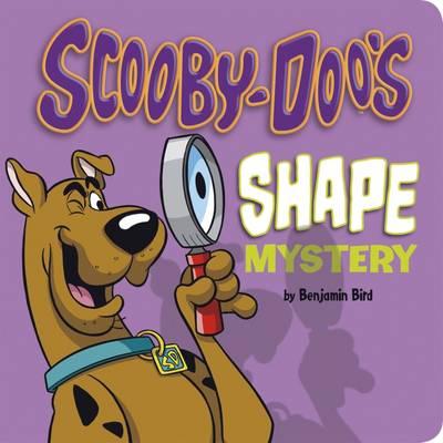 Scooby Doo's Shape Mystery by Benjamin Bird