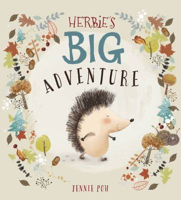 Herbie's Big Adventure by Jennie Poh