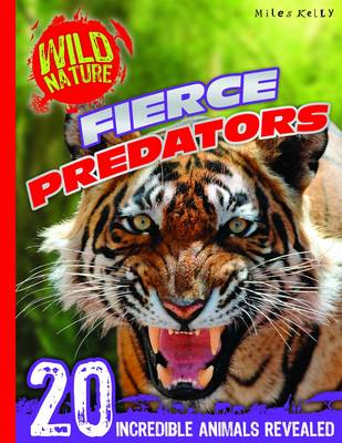 Explore Your World - Fierce Predators by Belinda Gallagher