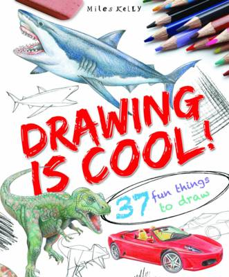 Drawing is Cool by Steve Capsey, Samantha Chaffey, Susie Hodge, Lisa Regan