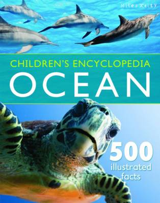 Children's Encyclopedia Ocean by Belinda Gallagher