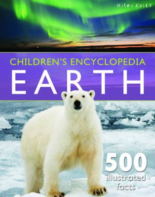 Children's Encyclopedia Earth by Belinda Gallagher