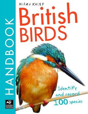 British Birds Handbook by Duncan Brewer