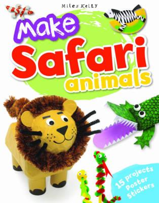 Make Safari Animals by Belinda Gallagher