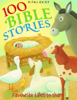 100 Bible Stories by Belinda Gallagher