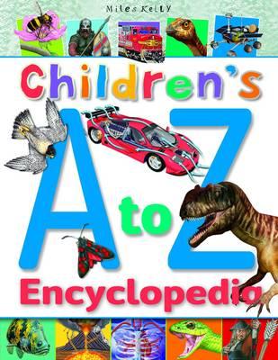 Children's A to Z Encyclopedia by Belinda Gallagher