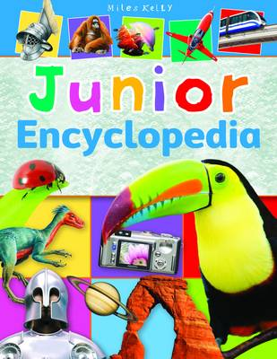 Junior Encyclopedia by Belinda Gallagher