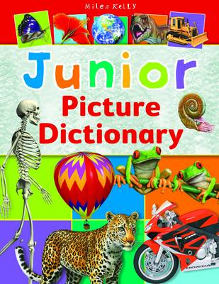 Junior Picture Dictionary by Belinda Gallagher