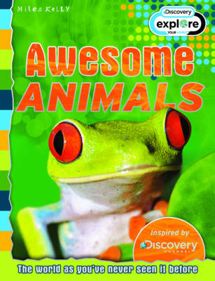 Awesome Animals - Discovery Edition by Belinda Gallagher