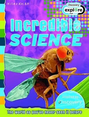 Incredible Science - Discovery Edition by Belinda Gallagher