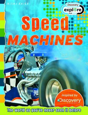 Speed Machines - Discovery Edition by Belinda Gallagher