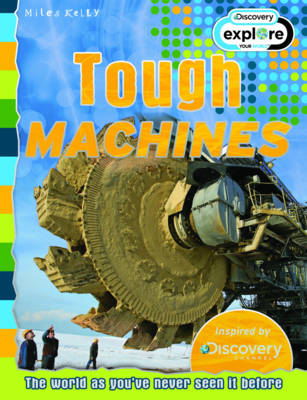 Tough Machines - Discovery Edition by Belinda Gallagher
