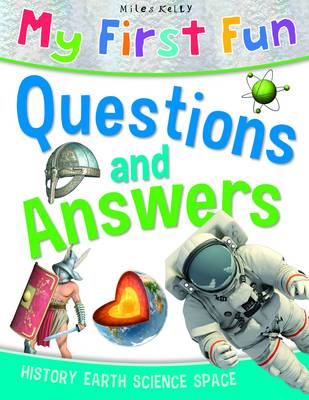 My First Fun - Questions and Answers by Belinda Gallagher