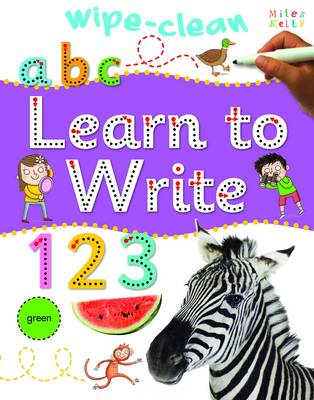 Learn to Write by Belinda Gallagher