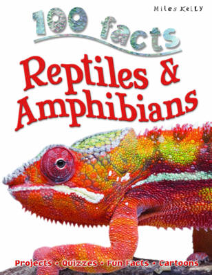 Reptiles & Amphibians by Belinda Gallagher
