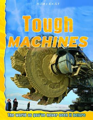 Tough Machines by Belinda Gallagher