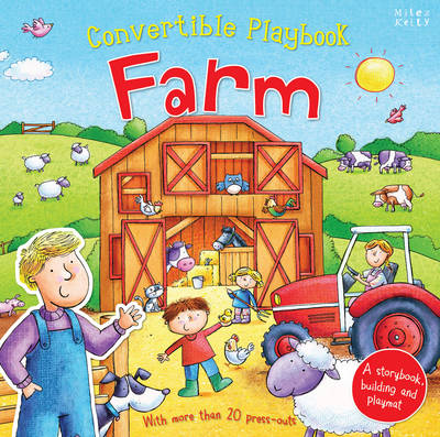 Convertible Playbook Farm by Claire Phillip